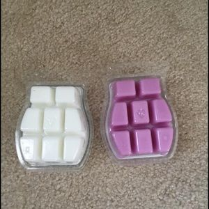 Scentsy Other - Scentsy Warmer Nightlight and Fragrance Cubes